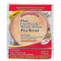 Joseph's | Low Carb Pita broodje groot| Eiwitrijk | dieetwebshop.nl