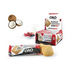 Protobisco Kokos | CiaoCarb | Low Carb koek