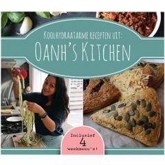 Kookboek | Koolhydraatarme recepten uit Oanh's Kitchen | Dieetwebshop.nl