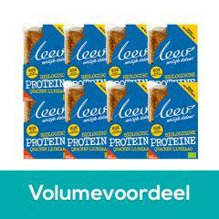 Low Carb | Leev |  proteineqrackers vezelrijk | Volumevoordeel | Dieetwebshop.nl