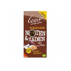 Leev Bio | Biologische Noten & Zaden | Cacao | Caloriearm