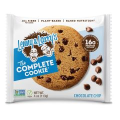 Lenny & Larry's | Complete Cookie | Chocolate Chip | Caloriearm