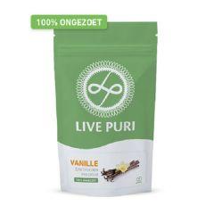 Proteïnerijk | Live  Puri | Eiwitpoeder | Vanille Ongezoet | Dieetwebshop.nl
