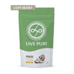 Proteïnerijk | Live Puri | Eiwitpoeder | Kokos Licht gezoet | Dieetwebshop.nl