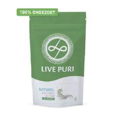 Eiwitrijk | Live Puri | Eiwitpoeder | Naturel ongezoet | Dieetwebshop.nl