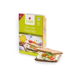 Lizza | Low Carb | Toasties | Low Carb