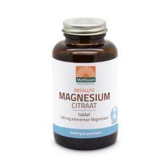 Mattisson | Magnesium Citraat | Voedingssupplement