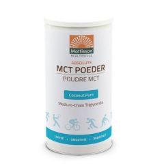 Mattisson | MCT Poeder | Koolhydraatarm