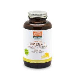 Mattisson | Omega 3 Visolie Capsules | Keto dieet