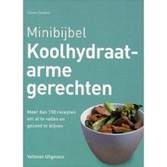 Minibijbel | Low Carb gerechten | Dieetwebshop.nl