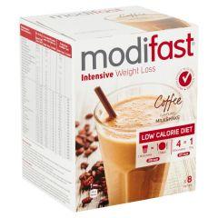 Modifast Intensive (LCD 800) | Milkshake Koffie | caloriearm | Dieetwebshop.nl