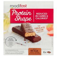 Modifast | Protein Shape Bar Chocolade | caloriearm | Dieetwebshop.nl