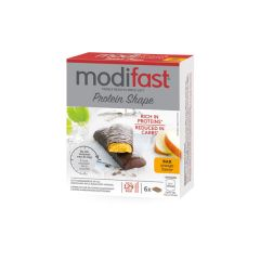 Modifast | Protein Shape Bar Orange | caloriearm | Dieetwebshop.nl