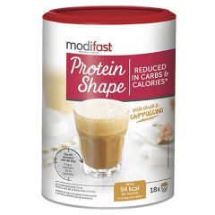 Modifast | Protein Shape Milkshake Cappucino | Low Carb | Dieetwebshop.nl