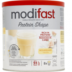 Modifast | Protein Shape Vanille | Low Carb | Dieetwebshop.nl