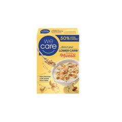 We Care | Low Carb Muesli | Caloriearme muesli