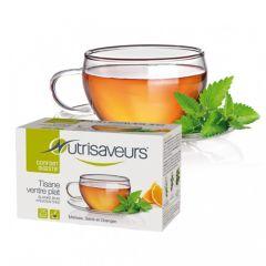 slanke buik thee | Nutrivaseurs | suikervrije dranken | dieetwebshop.nl