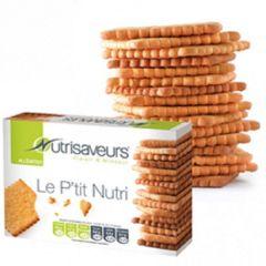Nutrisaveurs Koolhydraatarme Biscuits (Le P'tit Nutri) | Dieetwebshop.nl