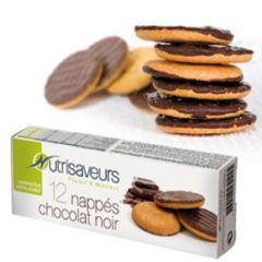 Nutrisaveurs | Biscuits met Chocolade | Keto Snack | Dieetwebshop.nl