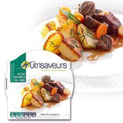 Eiwitrijk | Nutrisaveurs | Control | Beef Bourguignon | Dieetwebshop.nl