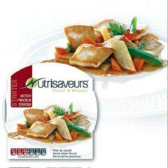 wok van kip met zoetzure saus | Nutrivaseurs starter | koolhydraatarme warme maaltijd | dieetwebshop.nl