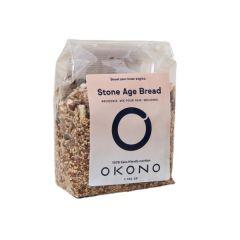Low Carb | OKONO | Keto Breadmix | Stone Age | Dieetwebshop.nl