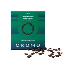 OKONO | Vegan | Dark Chocolate Coffee with MCT | zonder suiker