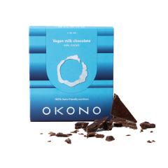 OKONO | Vegan | Milk Chocolate | Low Carb