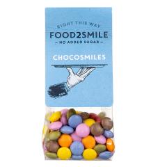 Food2Smile | Chocosmiles | Caloriearm