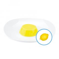 Koolhydraatarme Flan Citroen | Koolhydraatarm Dessert | Low Carb Flan | Protiplan