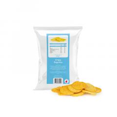 Koolhydraatarme Chips Paprika | Koolhydraatarm Tussendoortje | Protiplan
