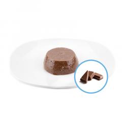 Koolhydraatarme Flan Chocolade | Koolhydraatarm Toetje | Low Carb Flan | Protiplan