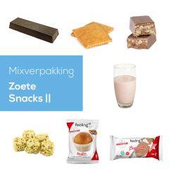 Proteine Tussendoortjes Zoete Mix | Proteine Snacks | Protiplan