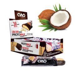 CiaoCarb | protomax cocochoc | eiwitrijke koek