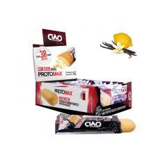 Protomax Vanille Citroen | Proteine Koek | Ciao Carb | Protiplan