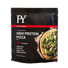 Pasta Young | High Protein Pizza | Koolhydraatarm