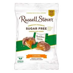 Russell Stover   Caramel   Caloriearm   Dieetwebshop.nl