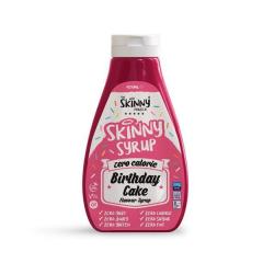 Birthday Cake Skinny Syrup | Koolhydraatarme saus | Dieetwebshop.nl