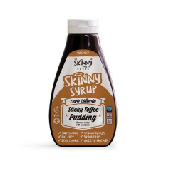 Suikerarme siroop | Sticky Toffee Pudding Skinny Syrup| Dieetwebshop.nl