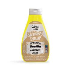 Caloriearme siroop| Vanilla Flavour Skinny Syrup | Dieetwebshop.nl