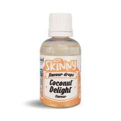 Skinny Food Co | Flavour Drops | Coconut Delight | Zonder toegevoegde suiker