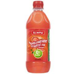 Suikervrij | Slimpie | Siroop Bloedsinaasappel-Grapefruit | Dieetwebshop.nl