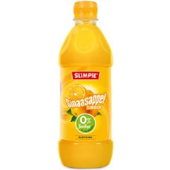 Slimpie | siroop Sinaasappel | Low Carb | Dieetwebshop.nl