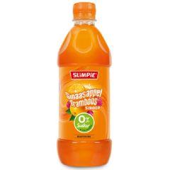 Slimpie |  siroop Sinaasappel/Framboos | Caloriearm | Dieetwebshop.nl