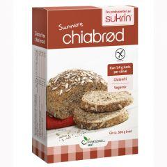 Sukrin Broodmix | Chia | Eiwitrijk brood | Low Carb | Dieetwebshop.nl