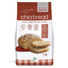 Sukrin Broodmix | Chia 1KG | Sugar Free | Dieetwebshop.nl