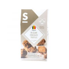 SWEET-SWITCH | Belgische Truffels 150g | Sugar reduced | Dieetwebshop.nl