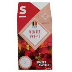 Caloriearme snoepjes |  SWEET-SWITCH | WINTER sweets | Dieetwebshop.nl