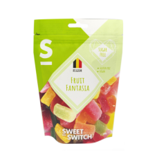 Sweet Switch | Fruit Fantasia 150g | Carb Reduced | Dieetwebshop.nl