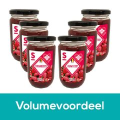 Caloriearm | Sweet Switch | Fruitbeleg | Aardbei Voordeeldoos | Dieetwebshop.nl